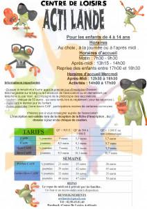 flyers pour forum