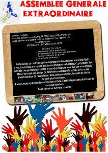 Assemblée générale extraordinaire15-12-19